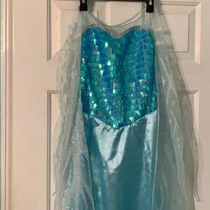 Other - Adult Elsa Halloween Costume- Worn Once